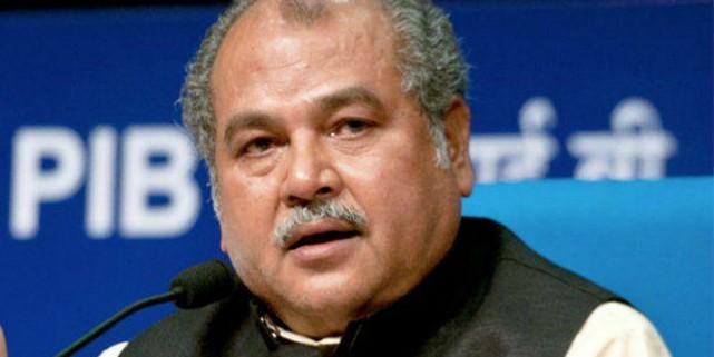 मूंछ और पूंछ के बाल वाले बयान को लेकर केंद्रीय मंत्री नरेंद्र सिंह तोमर के खिलाफ वारंट जारी