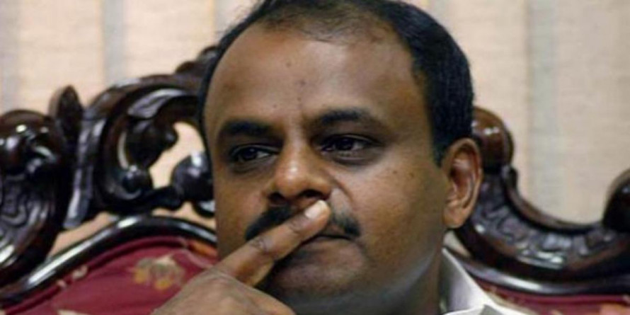 Karnataka floor test : I respect Governor but his 2nd love letter has hurt me, says Kumaraswamy