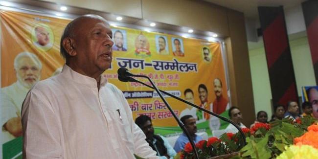 सरयू राय ने लगाए मुख्यमंत्री के साले पर भ्रष्टाचार के आरोप