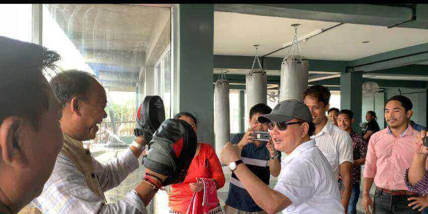 First Mixed Martial Arts Academy Opened in Arunachal Pradesh