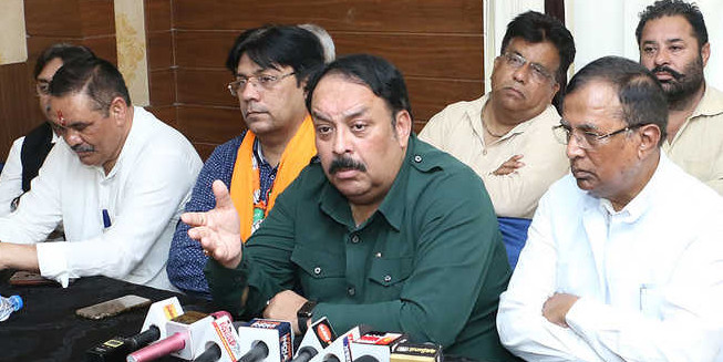 Deploy paramilitary personnel: BJP to EC