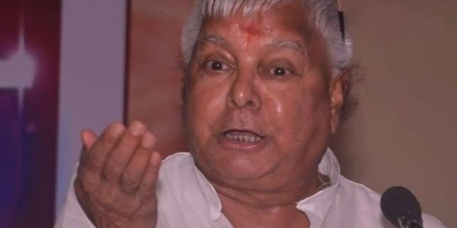 इस्तीफा देकर BJP के जाल में फंस जाएंगे राहुल गांधी, आत्मघाती होगा ये कदम: लालू यादव