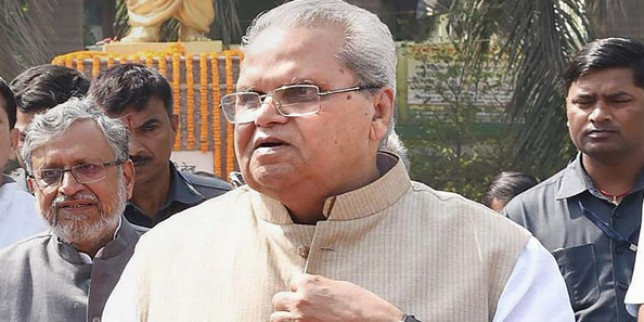 In charges of J&K forests made millions: Governor