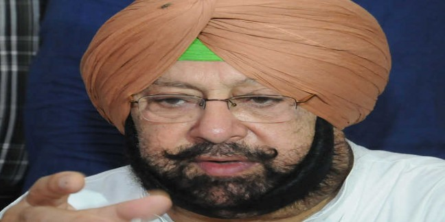 Capt wants 550th Guru Nanak Parkash Purb to be declared National Tolerance Day