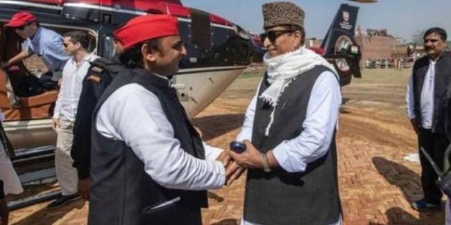 जया प्रदा पर बयान देकर बुरे फंसे आजम खान, मजिस्ट्रेट ने दर्ज कराया केस