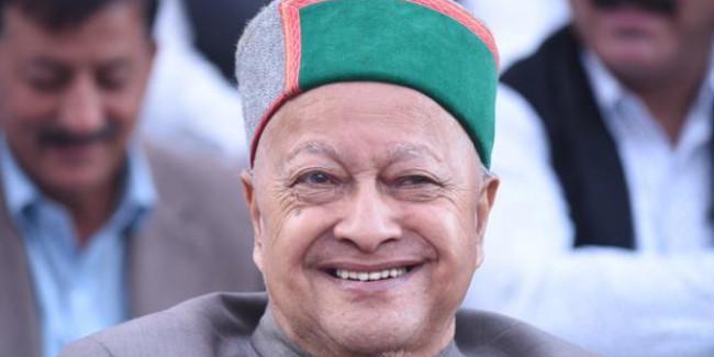 पूर्व CM वीरभद्र सिंह की सेहत में सुधार, मिल सकती है IGMC से छुट्टी