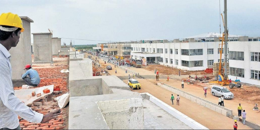 Andhra Pradesh's capital woes stall execution of ambitious Amaravati project