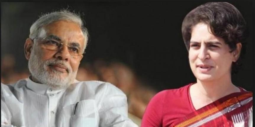 PM मोदी की रैली और प्रियंका गांधी के दो रोड शो, ट्रैफिक पर रहेगा असर