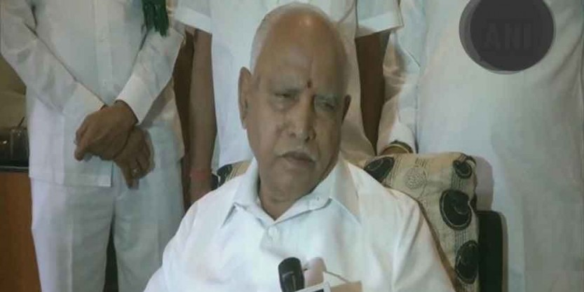 Let's wait, may decide soon: Yeddyurappa over 20 unhappy Congress MLAs