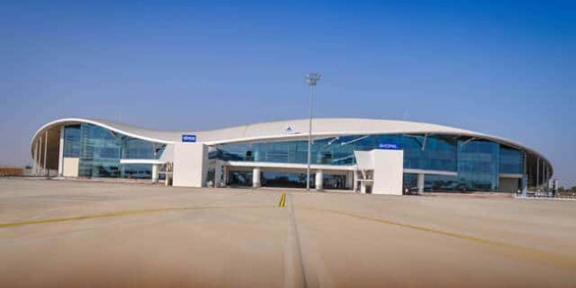 Bhopal to be upgraded to an international airport after Indore