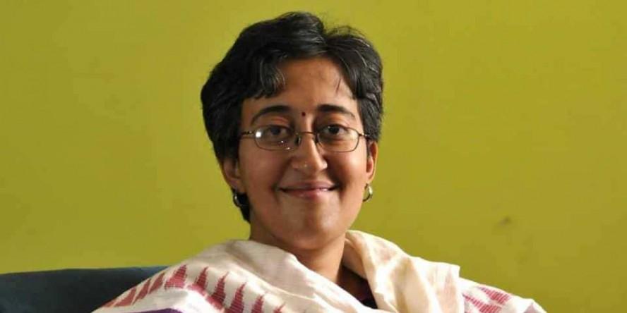 AAP नेता आतिशी बोलीं- देश के 2 सबसे बड़े गुंडों को हराना जरूरी