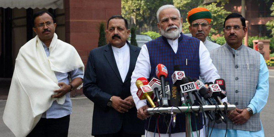 Will Discuss Every Important Issue in this Session: PM Modi