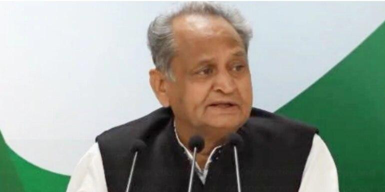 Atmosphere of Fear and Violence in Country, Claims Rajasthan CM Ashok Gehlot