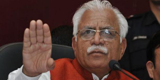 हरियाणा विस चुनावः विपक्ष को जवाब देने आंकड़ों के साथ सामने आए मुख्यमंत्री