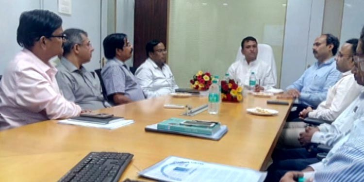 Odisha Energy Minister Reviews Post-Fani Situation