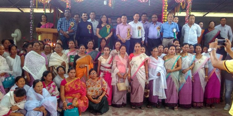 ICAR female farmers' project launched in Manipur