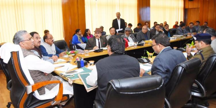 रिक्त पदों पर भर्ती की प्रक्रिया में मुख्यमंत्री करेंगे पड़ताल