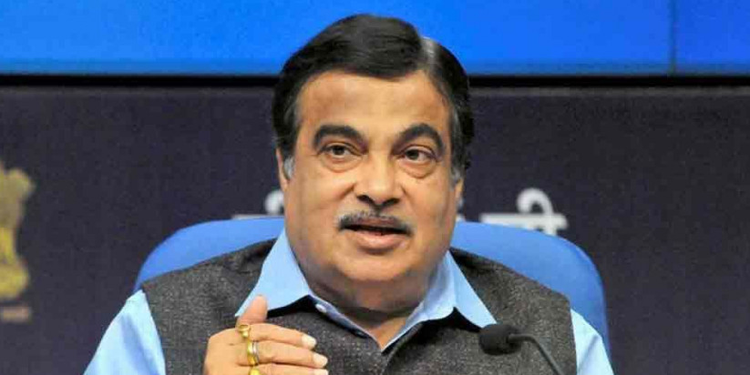 Notices to Nitin Gadkari, Poll Body over pleas challenging his Election