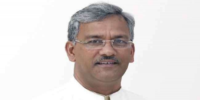उत्तराखंड के सीएम चुनाव प्रचार के लिए राजस्थान रवाना