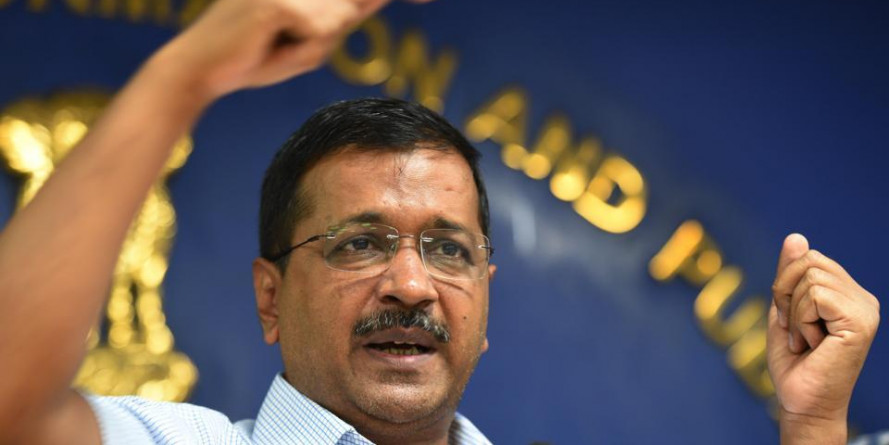 'Previous Cong, BJP govt did nothing for illegal colonies', says Arvind Kejriwal