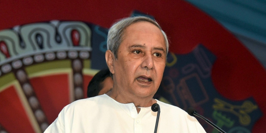 CM Naveen Patnaik urges Centre to release pending food subsidy bills