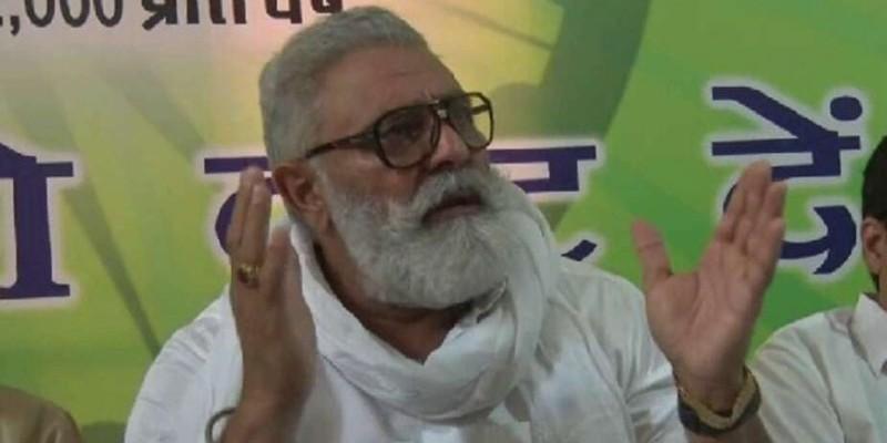 क्रिकेटर युवराज सिंह के पिता योगराज सिंह ने अशोक तंवर के लिए की वोटों की अपील, कहा तंवर हैं काबिल शख्स