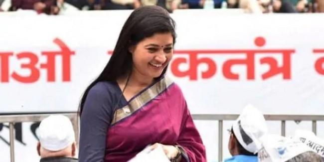AAP की हार पर बोलीं अलका लांबा- प्रत्याशियों की पहचान कराने में निकल गया प्रचार का वक्त