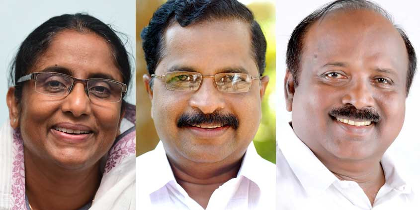 Kerala Congress released october bypolls candidates