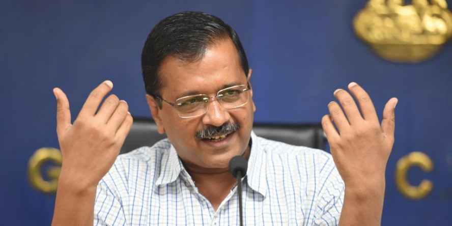 Bapu's Dream Getting Fulfilled in Delhi: Arvind Kejriwal