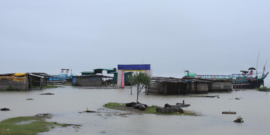 600 families affected as Mizoram floods rage