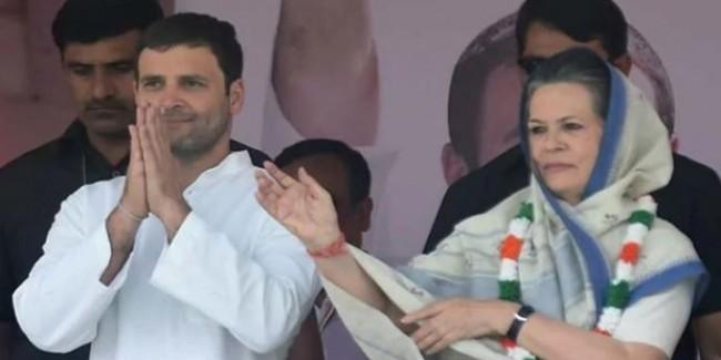 नरेंद्र मोदी के शपथ ग्रहण में शामिल होंगे सोनिया गांधी और राहुल