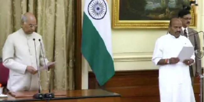 वीरेंद्र कुमार बने लोकसभा के प्रोटेम स्पीकर, थोड़ी देर में सांसद पद की शपथ लेंगे PM मोदी