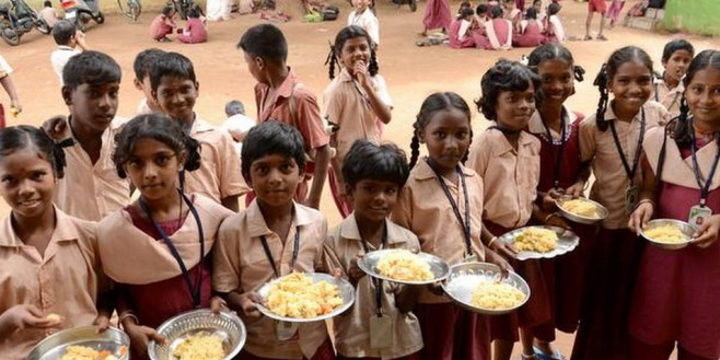 Tamil Nadu's noon meal scheme in peril?