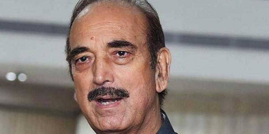 Azad to focus on strengthening Congress in J&K