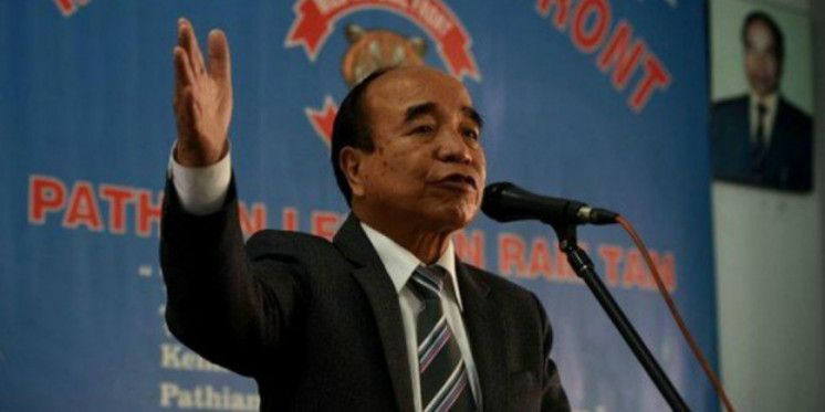 Will Make Mizoram the State With Highest Per Capita Income in Country, Says CM Zoramthanga