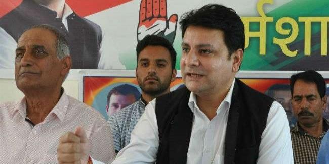 सुधीर शर्मा बोले, भाजपा नेता के परिजन कर रहे धर्मशाला में अवैध निर्माण, हाईकोर्ट जाएगी कांग्रेस