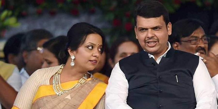 Act against Maharashtra CM Devendra Fadnavis for 'favouring' wife's bank, ED urged
