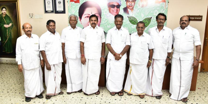 After Tamil Nadu CM, Deputy CM O Panneerselvam to visit US to get award