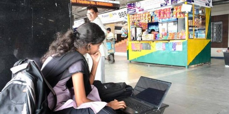 Free Wi-Fi in all railway stations likely by September