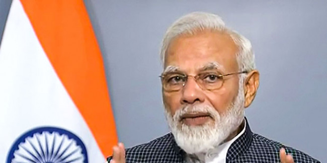 पीएम मोदी का नए जन्मू कश्मीर और नए लद्दाख का वादा, आतंकवाद को कड़ा संदेश, पढ़िए पूरा भाषण