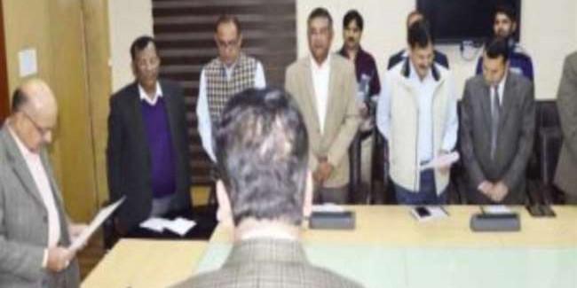 केंद्र शासित जम्मू-कश्मीर में आज पहली बार मनाया जा रहा संविधान दिवस