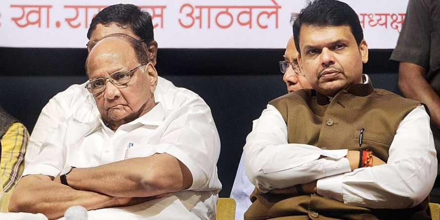 BJP steps up attack against Sharad Pawar