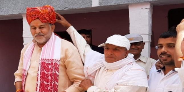 हरियाणा की दसों सीटें भाजपा की झोली में डाल कर, देश के प्रधानमंत्री नरेंद्र मोदी का हाथ मजबूत करने का काम प्रदेश की जनता करेगी – रामबिलास शर्मा