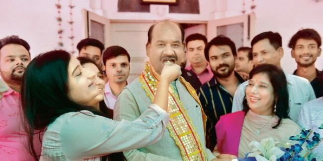 Om Birla, two-time BJP MP from Rajasthan, to be new Lok Sabha Speaker