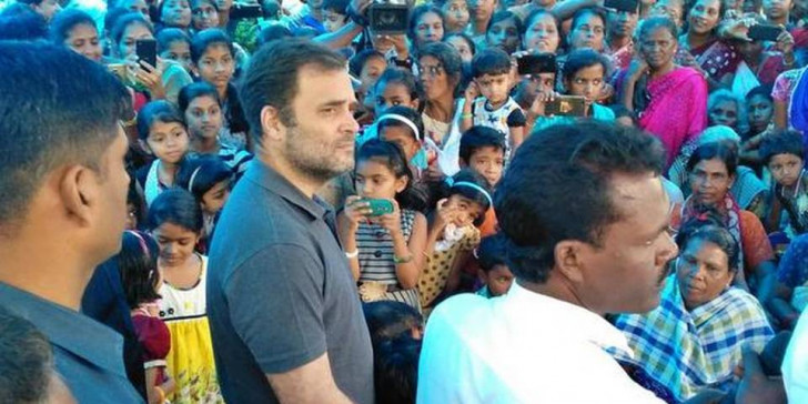 Tribes pour out woes before Rahul Gandhi
