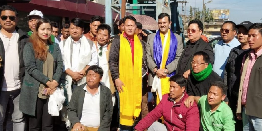 Call for collective approach to end traffic woes in Arunachal