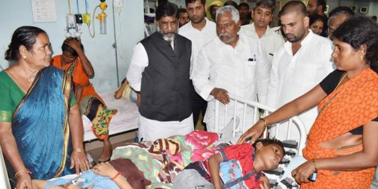 Congress laments neglect of government hospitals