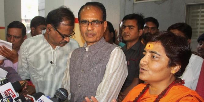प्रज्ञा ठाकुर की उम्मीदवारी से शिवराज की छवि धूमिल हुई: भाजपा नेता