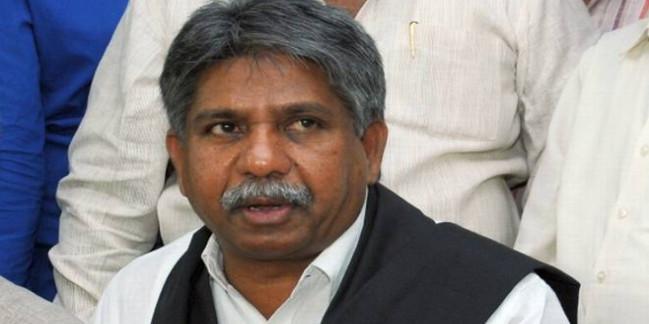 KCR is against of backwards: Krishna Madiga