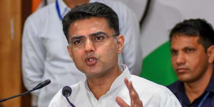 """Don't Criticise, Give Suggestions"": Sachin Pilot On State Of Economy"